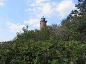 Leuchtturm St. Peter-Böhl in St. Peter-Ording bei der Bude54